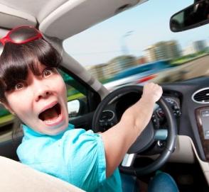 Страшный сон водителя: у цементовоза отказали тормоза