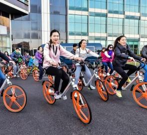 Китайцы не возвращают взятые напрокат велосипеды