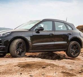 Обновленный Porsche Macan выходит на рынок