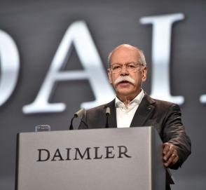 Глава Daimler и Mercedes-Benz покидает свои посты