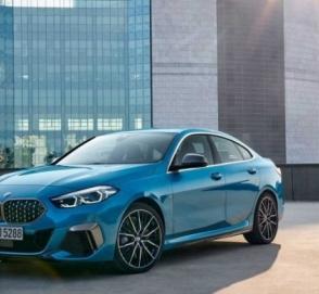 BMW презентовала рекламный ролик, снятый в Киеве
