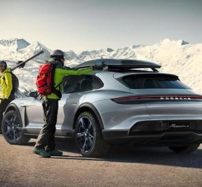 Озвучены сроки выпуска первого электрического кроссовера Porsche