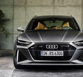 У Audi появился 600-сильный и очень красивый «сарай»