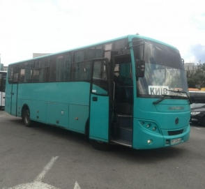 Уникальный автобус А102 Карпаты замечен в Киеве