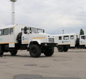 КрАЗ выпустил новую партию спецавтомобилей