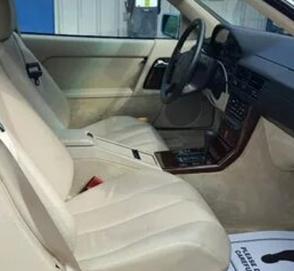 Угнанный 28 лет назад Mercedes-Benz SL 500 выставлен на торги