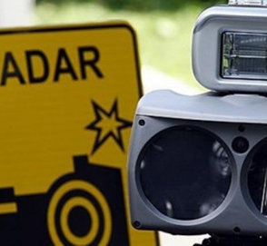 В Швейцарии полицейский радар фиксирует по 10 нарушений ПДД в час