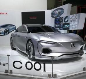 Honda показала умопомрачительный концепт