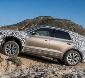 Volkswagen выпустил видео в поддержку нового Touareg