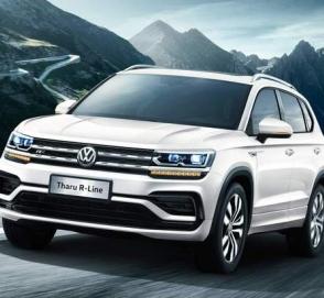 Volkswagen запустит на рынок США компактный кроссовер Tarek