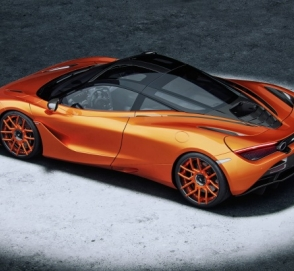 Купе McLaren 720S стало мощнее и стильнее