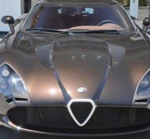 Редкий Alfa Romeo продают за 699 тысяч долларов
