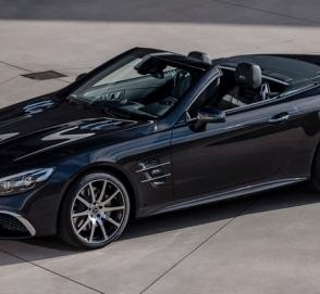 Mercedes подтвердил выпуск следующего поколения AMG SL