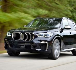 BMW перенесет выпуск внедорожников в Китай