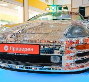 Экстрим-тюнинг: кабриолет с 65 тысячами зеркал