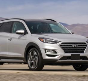 Новый Hyundai Tucson впервые замечен на тестах