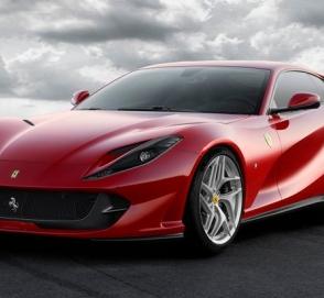 Ferrari готовит к выпуску новый кабриолет на основе модели 812