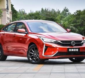Седан Dongfeng Aeolus Yixuan: брат Opel Corsa и Peugeot 208