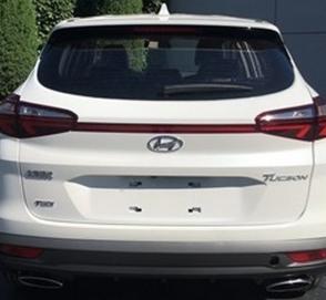 Рассекречен «другой» обновленный Hyundai Tucson