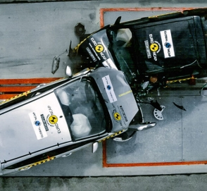 Наглядно: разница в безопасности между новыми и старыми автомобилями