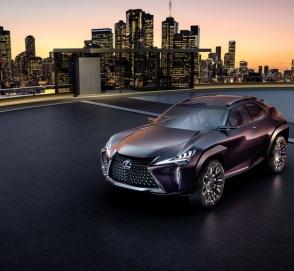 Lexus представит «бюджетный» кроссовер