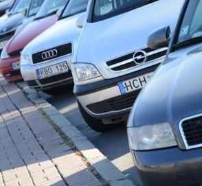 Собственники автомобилей с евро-номерами уплатили в бюджет более 10 млрд гривен