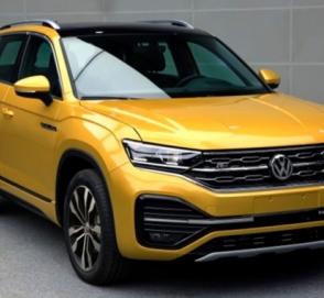 Серийный Volkswagen Tayron получил полный привод и «спортивную» модификацию