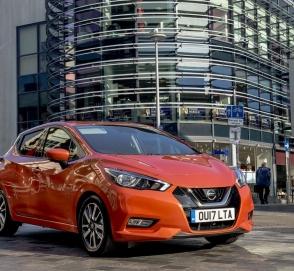 Nissan Micra получила больше технологий в стандартной комплектации