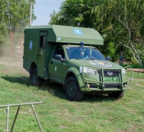 Переоборудованные «Богданы» придут на смену УАЗ в санитарной миссии