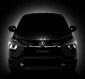 Mitsubishi Xpander получит «спортивную» версию