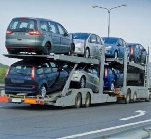 Импорт автотранспорта в Украину растет колоссальными темпами