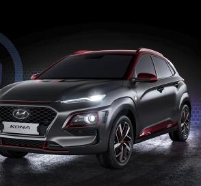 Спецверсию кроссовера Hyundai Kona посвятили Железному Человеку