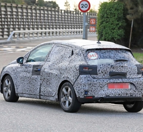Renault вывела на финальные тесты новый хэтчбек Clio