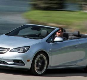 Buick прекращает производство кабриолета Cascada
