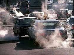 Украинских автомобилистов заставят платить за загрязнение воздуха