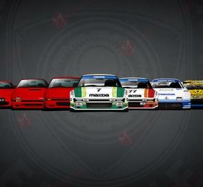 Эволюцию Mazda RX-7 показали на видео