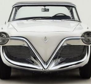 Концепт-кар Cadillac Die Valkyrie дизайнера Brooks Stevens