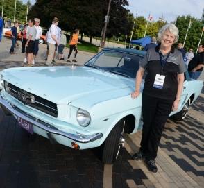 В США нашли первого покупателя Ford Mustang