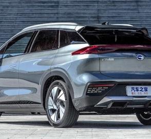 Китайский «убийца Tesla» Aion LX добрался до дилеров