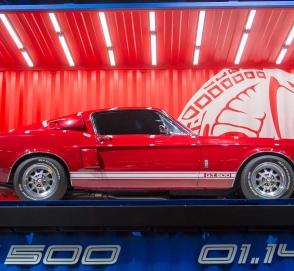 Ford будет ставить напечатанные тормоза на Shelby GT500