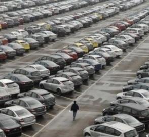 Объем импорта автомобилей в Украину превысил миллиард долларов