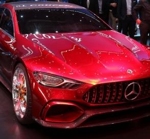 Все Mercedes-AMG станут гибридами с 2021 года