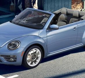 Volkswagen заявил, что с «Жуками» покончено навсегда
