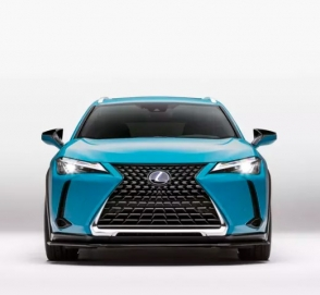 Самый маленький кроссовер Lexus получит гибридную версию