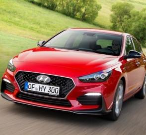 Компания Hyundai расширяет линейку версий модели i30