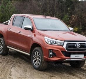 Toyota обновила Hilux для Европы