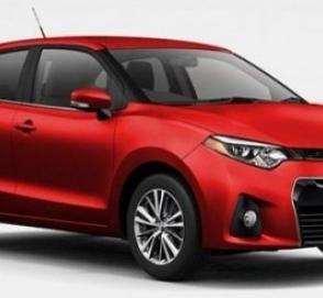 Появились изображения бюджетного хэтчбека Toyota на базе Suzuki Baleno