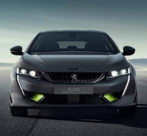 Peugeot выкатил концепт спортивного 508