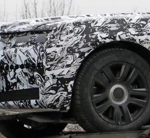 Опубликованы первые фотографии нового Rolls-Royce Ghost