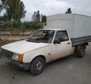 В Сети показали необычный грузовой ЗАЗ